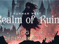 Blog Tour & Giveaway: Realm of Ruins by Hannah West