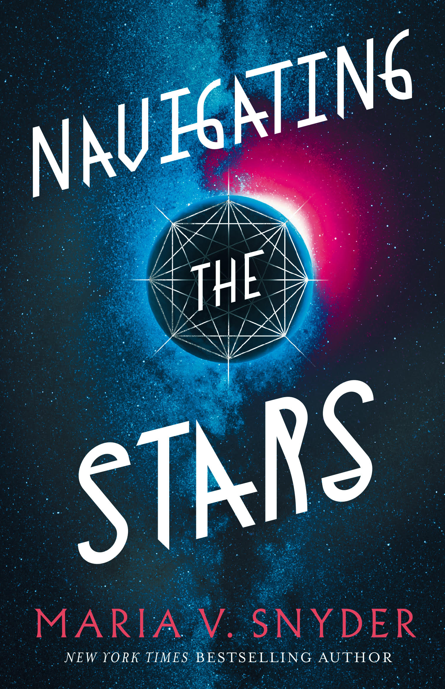 Blog Tour & Giveaway: Navigating the Stars by Maria V. Snyder