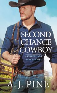 Book Spotlight & Review: Second Chance Cowboy by A. J. Pine