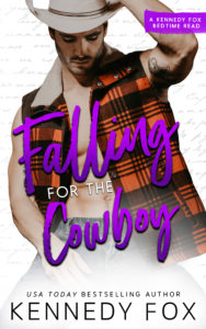 Blog Tour & Review: Falling For The Cowboy by Kennedy Fox