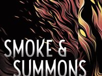 Blog Tour & Giveaway: Smoke & Summons by Charlie Holmberg