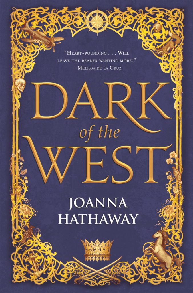 Blog Tour & Giveaway: Dark of the West by Joanna Hathaway