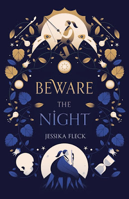 Blog Tour & Review: Beware The Night by Jessika Fleck