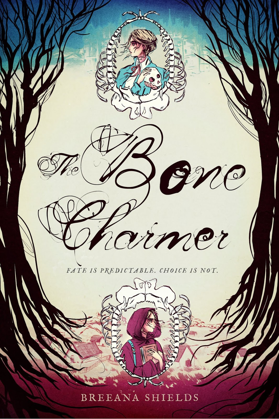 Blog Tour & Giveaway: The Bone Charmer by Breeana Shields