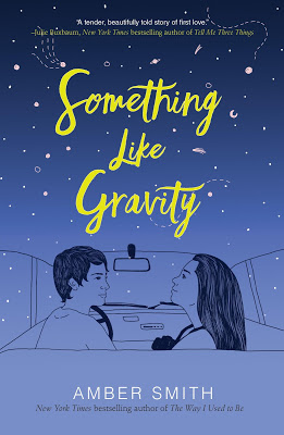 Blog Tour & Review: Something Like Gravity by Amber Smith