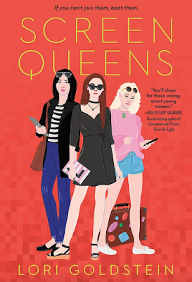 Blog Tour & Review: Screen Queens by Lori Goldstein
