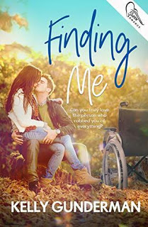 Blog Tour and Giveaway: Finding Me by Kelly Gunderman