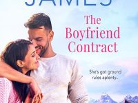 Blog Tour & Giveaway: The Boyfriend Contract by Victoria James
