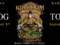 Blog Tour & Review: Kingdom of Souls by Rena Barron