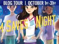 Blog Tour & Giveaway: Sam Saves The Night by Shari Simpson