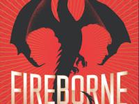 Blog Tour & Giveaway: Fireborne by Rosaria Munda