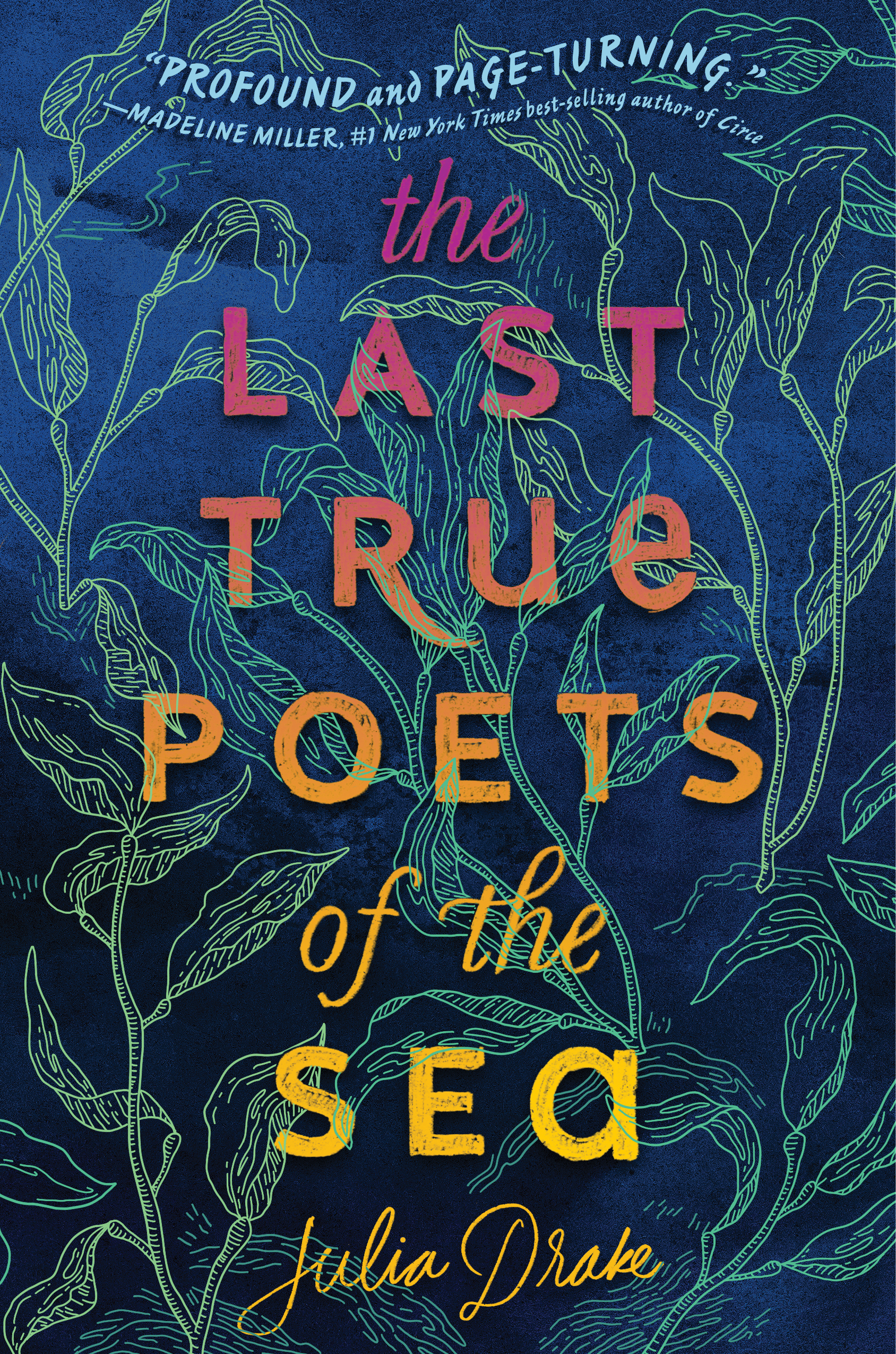 Blog Tour & Giveaway: The Last True Poets of the Sea by Julia Drake