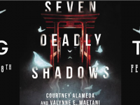 Blog Tour & Review: Seven Deadly Shadows by Courtney Alameda and Valynne E. Maetani