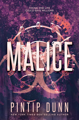Blog Tour & Review: Malice by Pintip Dunn