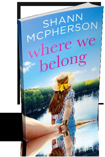 Blog Tour & Review: Where We Belong by Shann McPherson