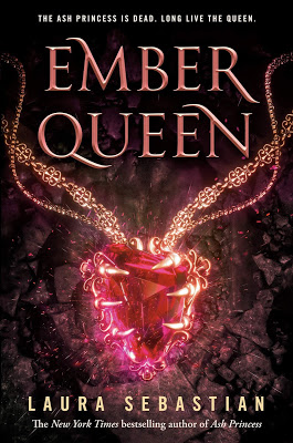 Blog Tour & Giveaway: Ember Queen by Laura Sebastian