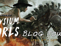 Blog Tour & Review: Elysium Girls by Kate Pentecost
