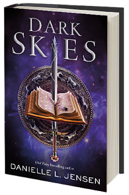 Blog Tour & Review: Dark Skies by Danielle Jensen