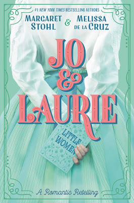 Blog Tour & Review: Jo and Laurie by Margaret Stohl & Melissa De La Cruz
