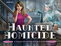 Blog Tour & Review: Haunted Homicide by Lucy Ness