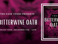 Blog Tour & Review: The Bitterwine Oath by Hannah West