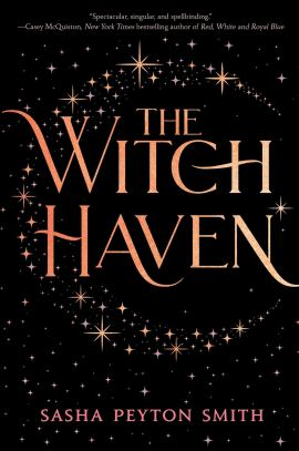 Blog Tour & Giveaway: The Witch Haven by Sasha Peyton Smith