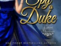 Cover Reveal: I Spy A Duke by Erica Monroe