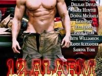 Release Blast & Blog Tour: 12-Alarm Cowboys Anthology