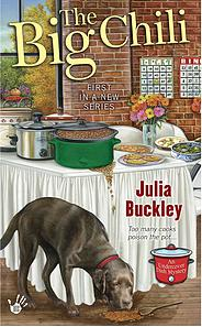 Blog Tour & Giveaway: The Big Chili by Julia Buckley