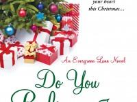 Blog Tour & Giveaway: Do You Believe in Santa? by Sierra Donovan