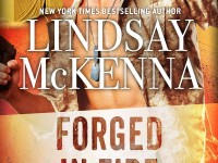 Blog Tour & Giveaway: Forged in Fire by Lindsay McKenna