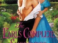 Blog Tour & Giveaway: The Earl's Complete Surrender by Sophie Barnes