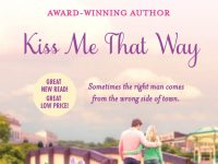 Blog Tour & Review: Kiss Me That Way by Laura Trentham