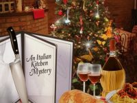 Blog Tour & Spotlight: The Seven-Course Christmas Killer by Rosie Genova