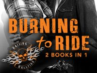 Release Blast & Spotlight Burning to Ride and Ride Me Right by Michele De Winton
