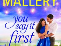 Blog Tour & Giveaway: You Say It First by Susan Mallery