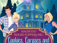 Blog Tour & Giveaway: Cookies, Corpses and the Deadly Haunt by Rachael Stapleton