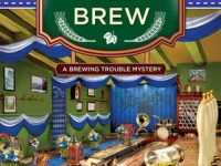 Blog Tour & Review: A Room with a Brew by Joyce Tremel