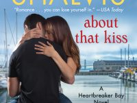 Blog Tour & Giveaway: About that Kiss by Jill Shalvis