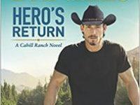 Blog Tour & Review: Hero's Return by B. J. Daniels
