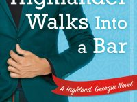 Blog Tour & Review: A Highlander Walks Into a Bar by Laura Trentham