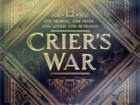 Blog Tour & Review: Crier's War by Nina Varela