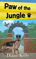 Blog Tour & Review: Paw of the Jungle by Diane Kelly