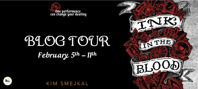 Blog Tour & Review: Ink in the Blood by Kim Smejkal