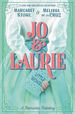Blog Tour & Review: Jo and Laurie by Margaret Stohl & Melissa De La Cruz