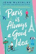 Blog Tour & Review: Paris is Always a Good Idea by Jenn McKinlay