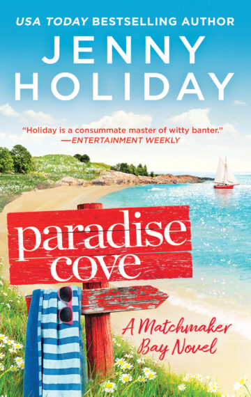 Book Spotlight & Review: Paradise Cove by Jenny Holiday