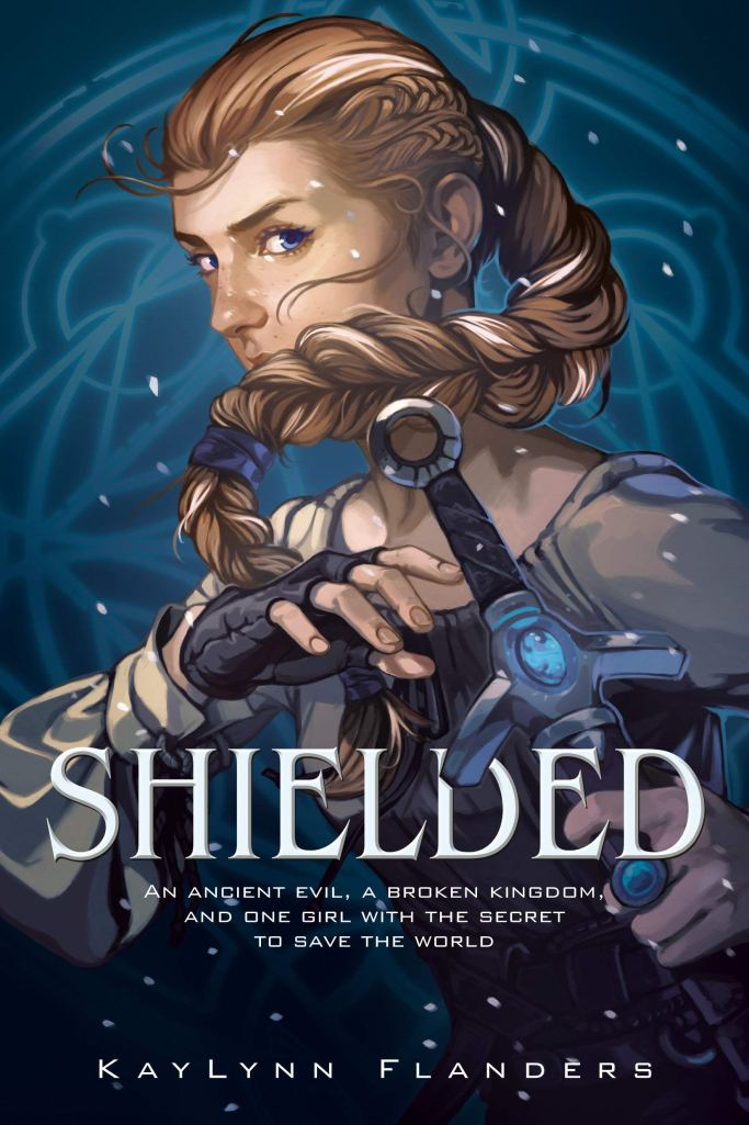Blog Tour & Review: Shielded by Kaylynn Flanders