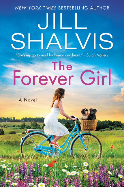Blog Tour & Review: The Forever Girl by Jill Shalvis