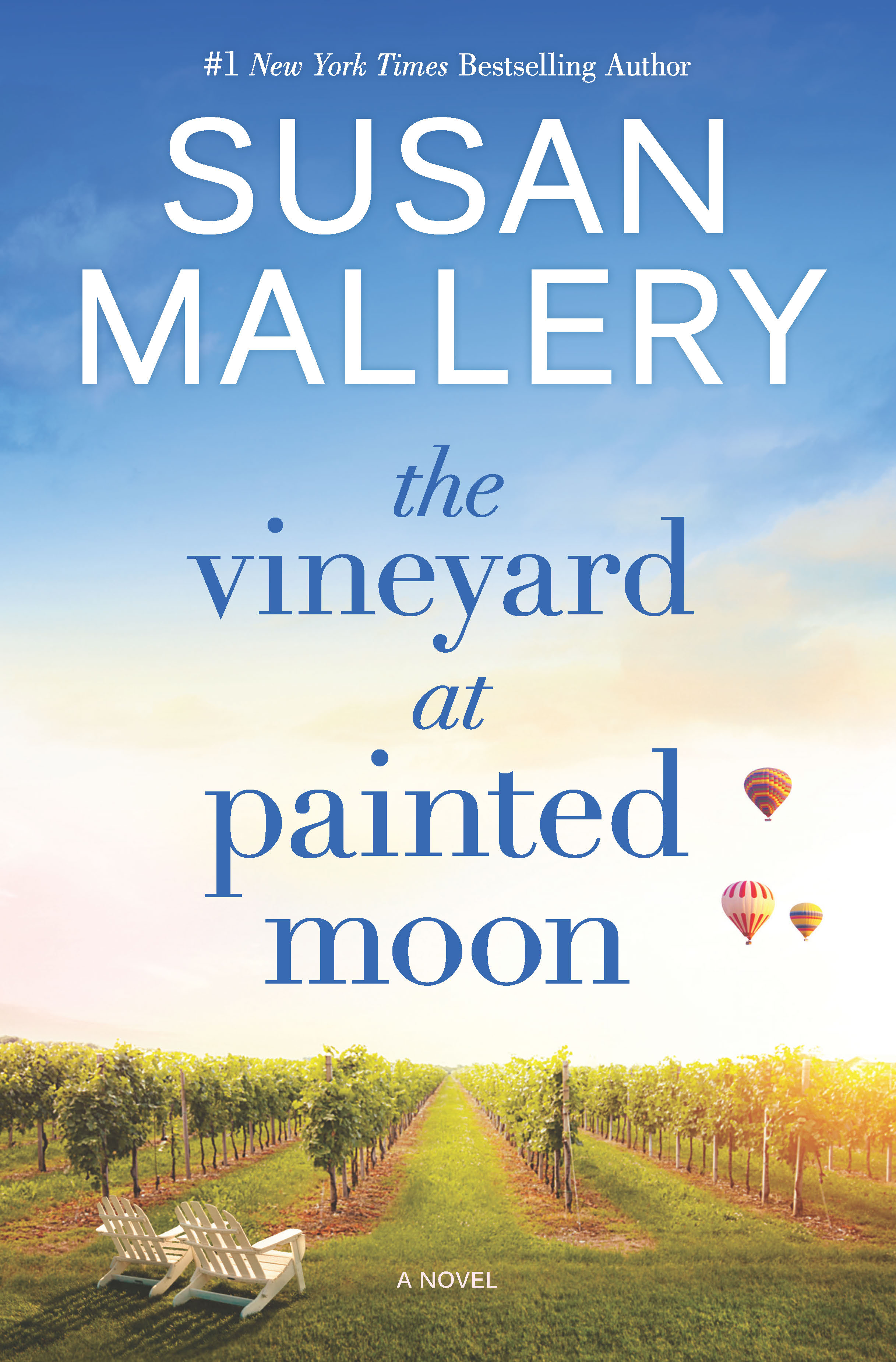 Blog Tour & Review: The Vineyard At Painted Moon by Susan Mallery
